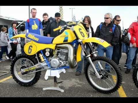 Кроссовые  мотоциклы (70-90г.).wmv