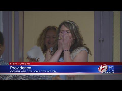 Providence Kindergarten teacher named city's 'Teacher of the Year'