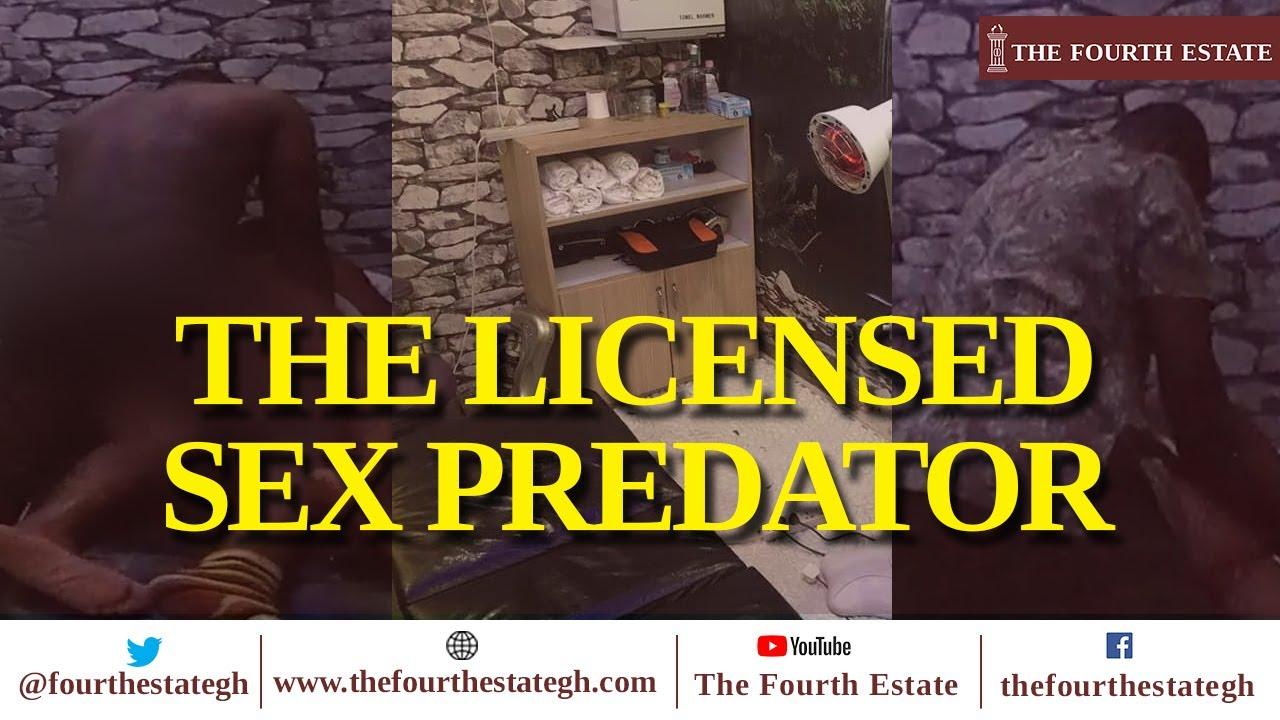 "Download VIDEO TRAILER: ""The Licensed Sex Predator"""