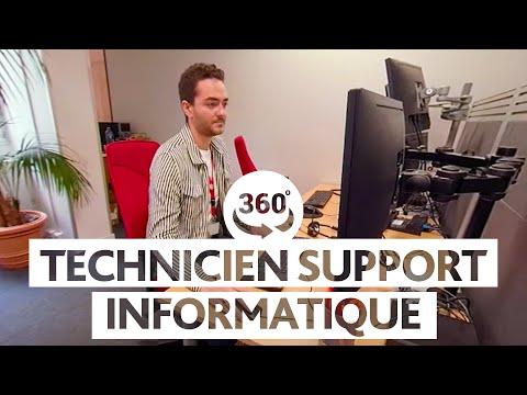 Technicien support informatique 360° - Sécuriser et résoudre les problèmes