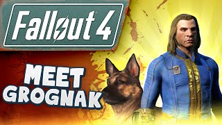 Fallout 4 Gameplay #1 - Meet Grognak (No Storyline Spoilers!)