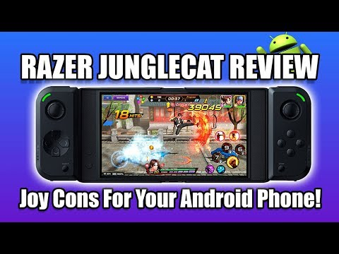 Razer Junglecat Android Controller Review- It Could Have Been The Best!