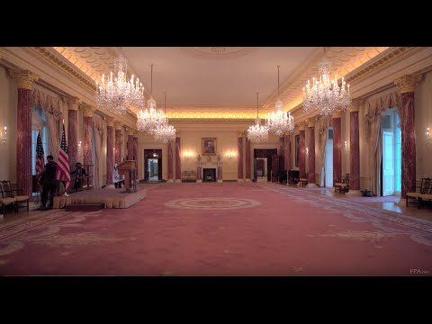 Inside the Diplomatic Reception Rooms