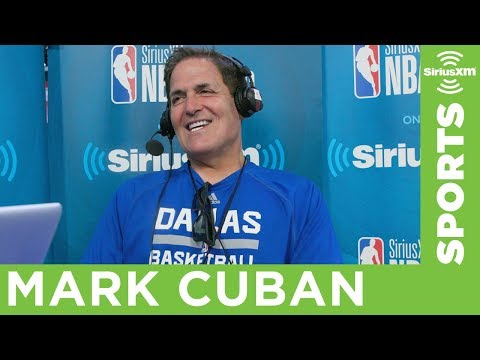 Mark Cuban Makes Fun of Dirk, Hypes His New Duo from Summer League