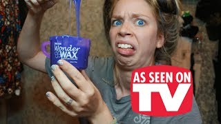 WONDER WAX - DOES THIS THING REALLY WORK? thumbnail