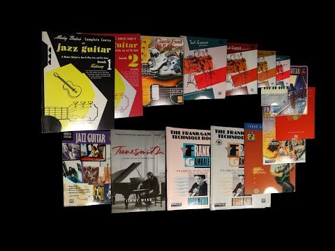 The Best Music Theory and Guitar Technique Books Ever Printed