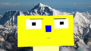 Blocky the Character Animator Character [School Project]