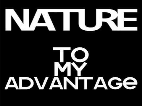 Nature - To My Advantage(Prod by Pete Rock)