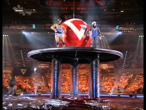 Gladiators favourite Jet – aka Diane Youdale – is back ...