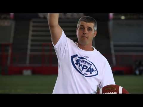 Learn the Screen Game from Manning Passing Academy