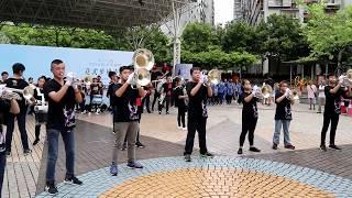 Publication Date: 2018-07-19 | Video Title: IFenixT--香港救世軍卜維廉中學步操樂團macau20