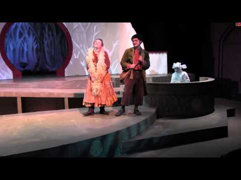 """""""Into The Woods (Jr.),"""" as staged by St. Andrew's Priory, Honolulu"""
