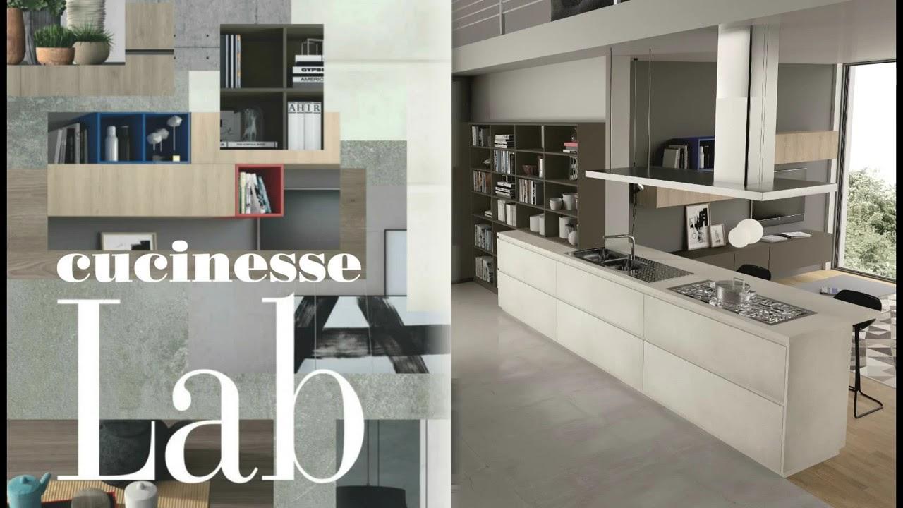 LAB 2 - Cucine moderne by Cucinesse