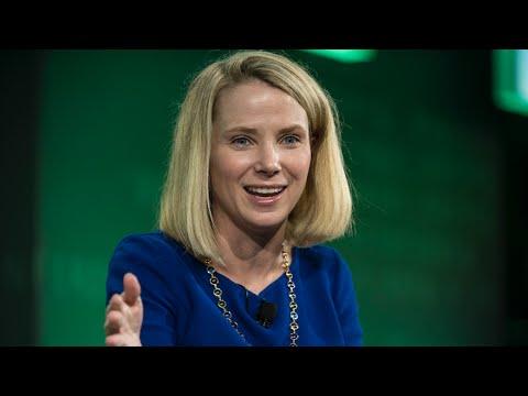 Yahoo CEO Marissa Mayer Talks Verizon Deal and Her Future at the Company