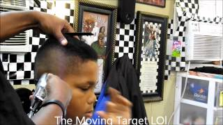 How To | Mohawk | Burst Fade | Wahl Clippers | Reflections | Edge Up |