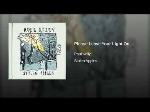 Please Leave Your Light On
