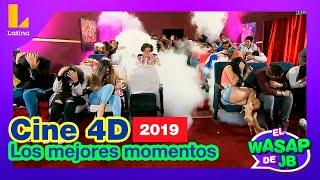 Cine 4D de El Wasap de JB: revive sus mejores momentos del 2019