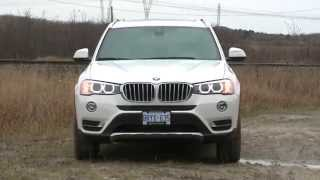 2015 BMW X3 Diesel Video Test Drive
