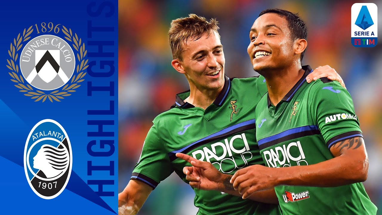 Download Udinese 2-3 Atalanta | Muriel And Lasagna Score Braces In 5-Goal Thriller! | Serie A TIM