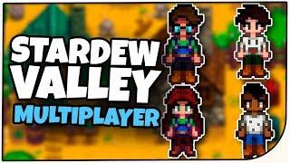 Stardew Valley Multiplayer #01 | Inicio da Campanha