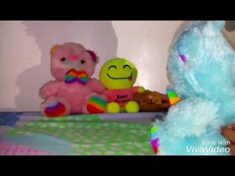 Episode 2:New house wMs.bear,Mr.bear,Ate emoji,and Katy..