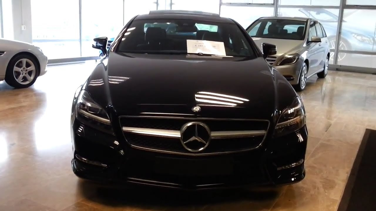 mercedes benz cls amg 2014 in depth review interior exterior youtube