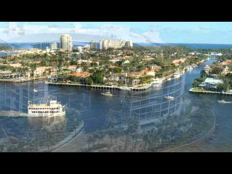 South Florida Luxury Waterfront Properties Tour HD