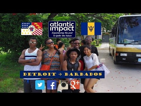 Atlantic Impact youth featured on 92.9 FM Voice of Barbados