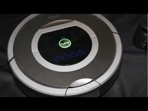 iRobot-Chef Colin Angle über Roomba 770 und 780