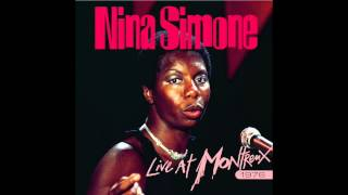 Nina Simone - My Baby Just Cares For Me (Live At Montreux 1976) ~ Audio