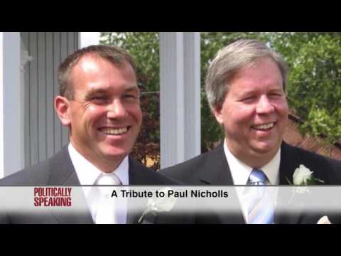 A Tribute to Paul Nicholls - Politically Speaking
