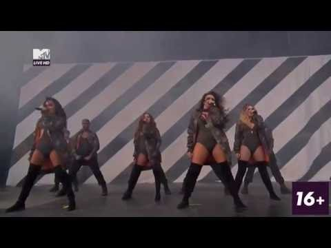 Little Mix - Salute (Live @ V Festival 21/08/2016)