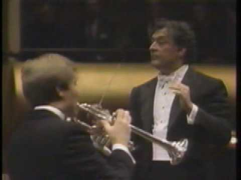 Phil Smith Plays Haydn Concerto 3/NYPO/Mehta