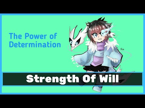 No AU [Frisk Megalovania] - Strength Of Will (MG ;D)