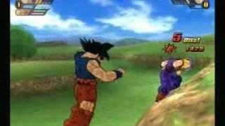 Goku (End) (Sasuke) & Vegeta (SSJ2) (DX) VS Trunks (SS) (BigMan2001) & Gohan (SS2) (Kyle200)