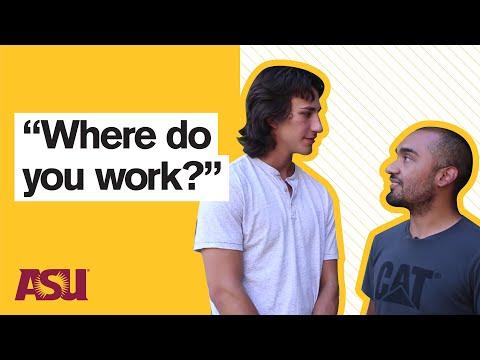 You Asked: Student employment at ASU | Arizona State University