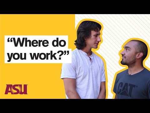 You Asked: Student employment at Arizona State University
