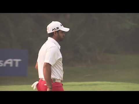 Panasonic Open India 2017 - Rd 1 Highlights