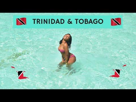 TRINIDAD & TOBAGO VLOG| NYLON POOL & MANGROVE FOREST