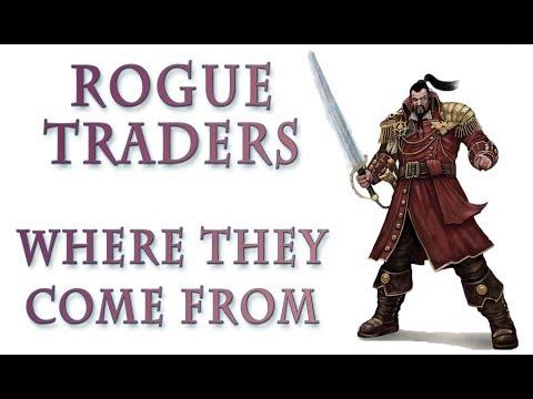 Warhammer 40k Lore - Rogue Traders, Origins