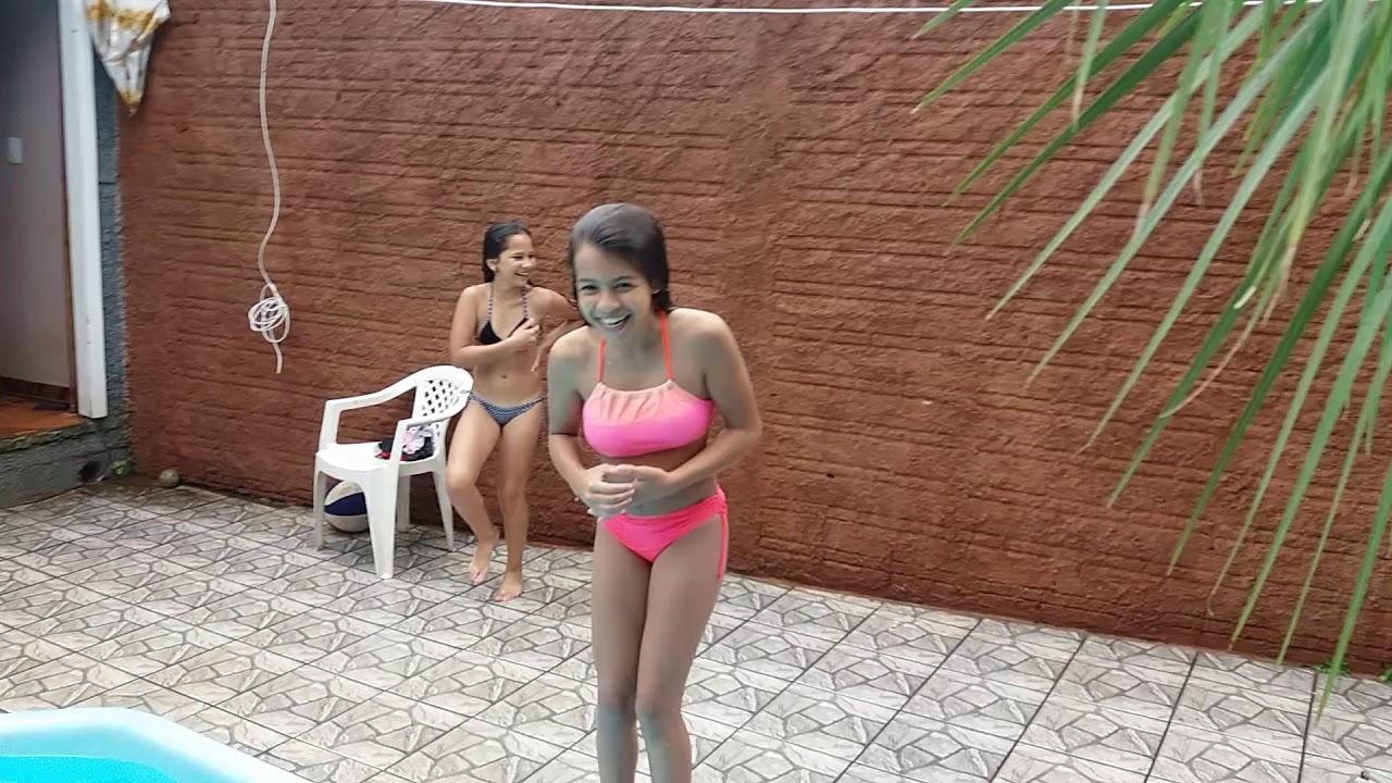 desafio na piscina parte 4