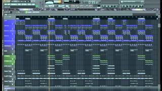 So Sophisticated Instrumental Remake  FL Studio by DJ Staf