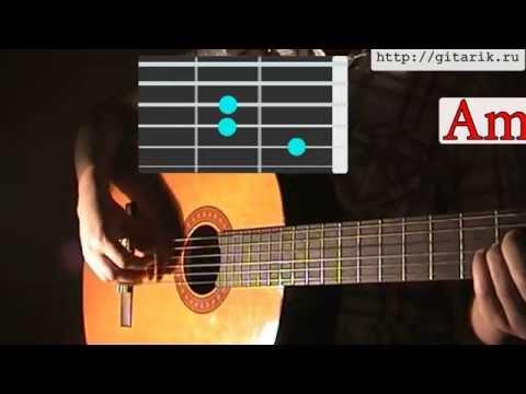 Петлюра видеоурок на гитаре