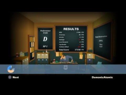 LA Cops Full Game Run Normal NG+ 16:57 |