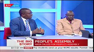 People's Assembly: NASA called for People's Assembly