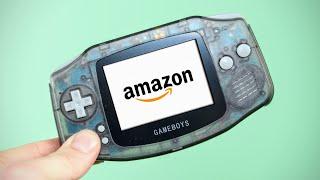 Amazon's $5 Fake GameBoy!