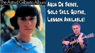 Agua De Beber, Antonio Carlos Jobim, Solo Guitar