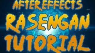 RASENGAN - After Effects TUTORIAL! - Naruto VFX