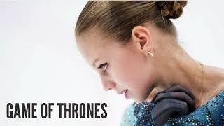Game of Thrones Alexandra Trusova Leaves Eteri Tutberidze and Sambo 70 александра трусова