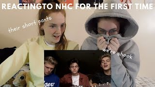 REACTING TO NEW HOPE CLUB FOR THE FIRST TIME